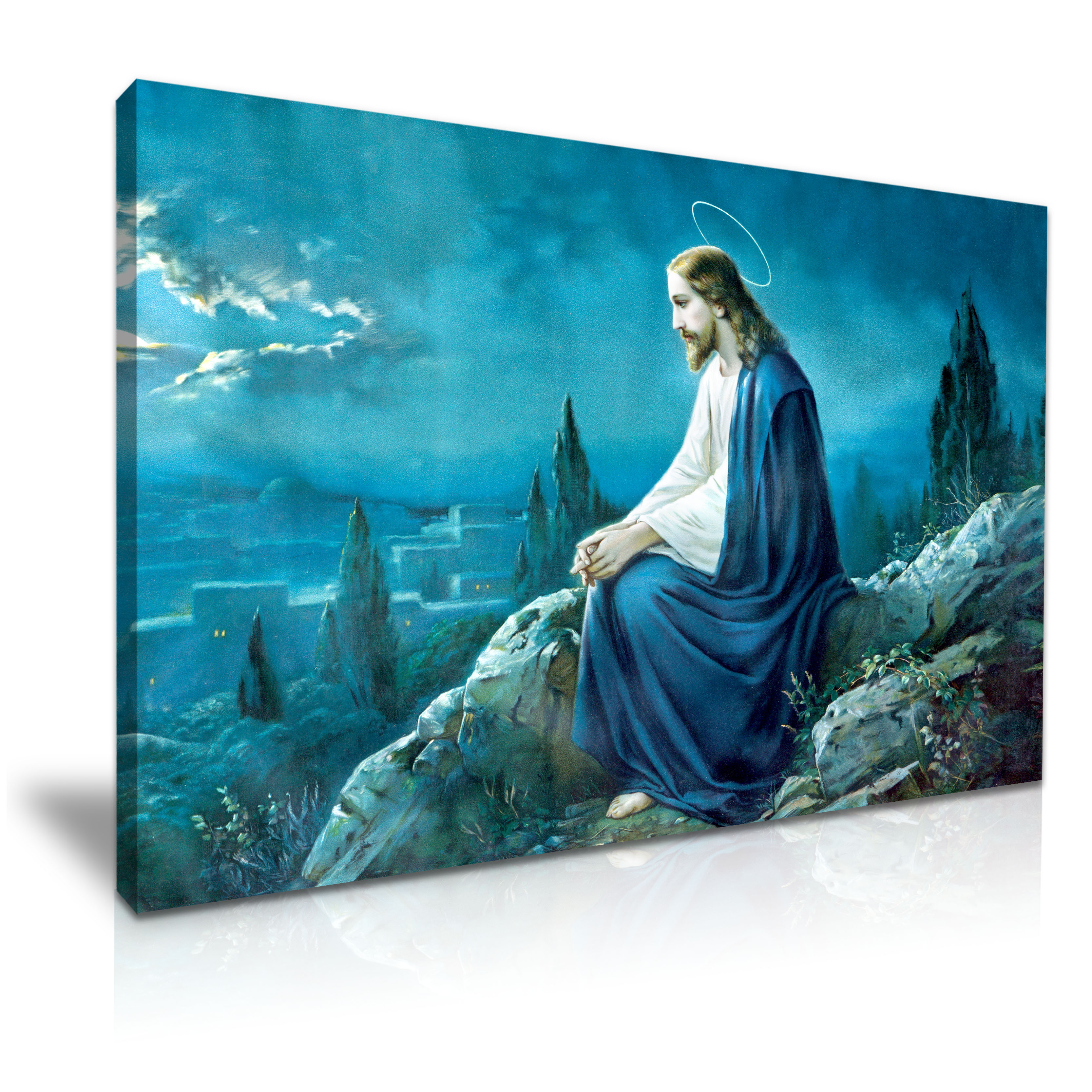 catholic singles in canvas Thrill your walls now with a stunning motivational & inspirational canvas print from the world's largest art gallery choose from thousands of motivational & inspirational canvas artworks with the option to print on canvas, acrylic, wood or museum quality paper.